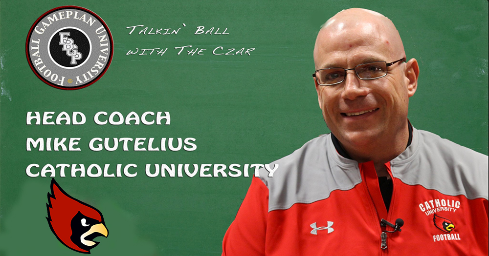 Football Gameplan Video: Gutelius Lands His Dream Job
