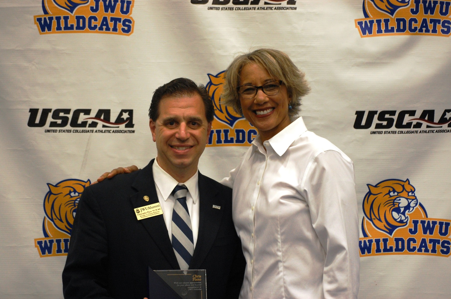 Wildcat Student-Athletes Honored at Awards Banquet