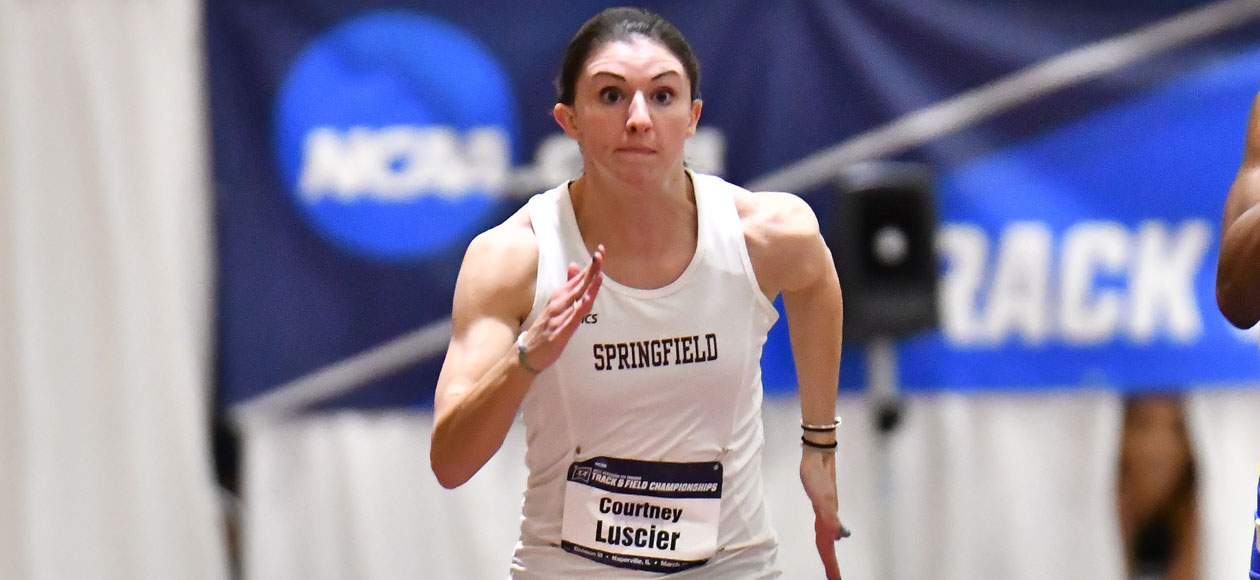 Markos and Luscier Compete in Day One of NCAA Division III Indoor Track and Field Championships