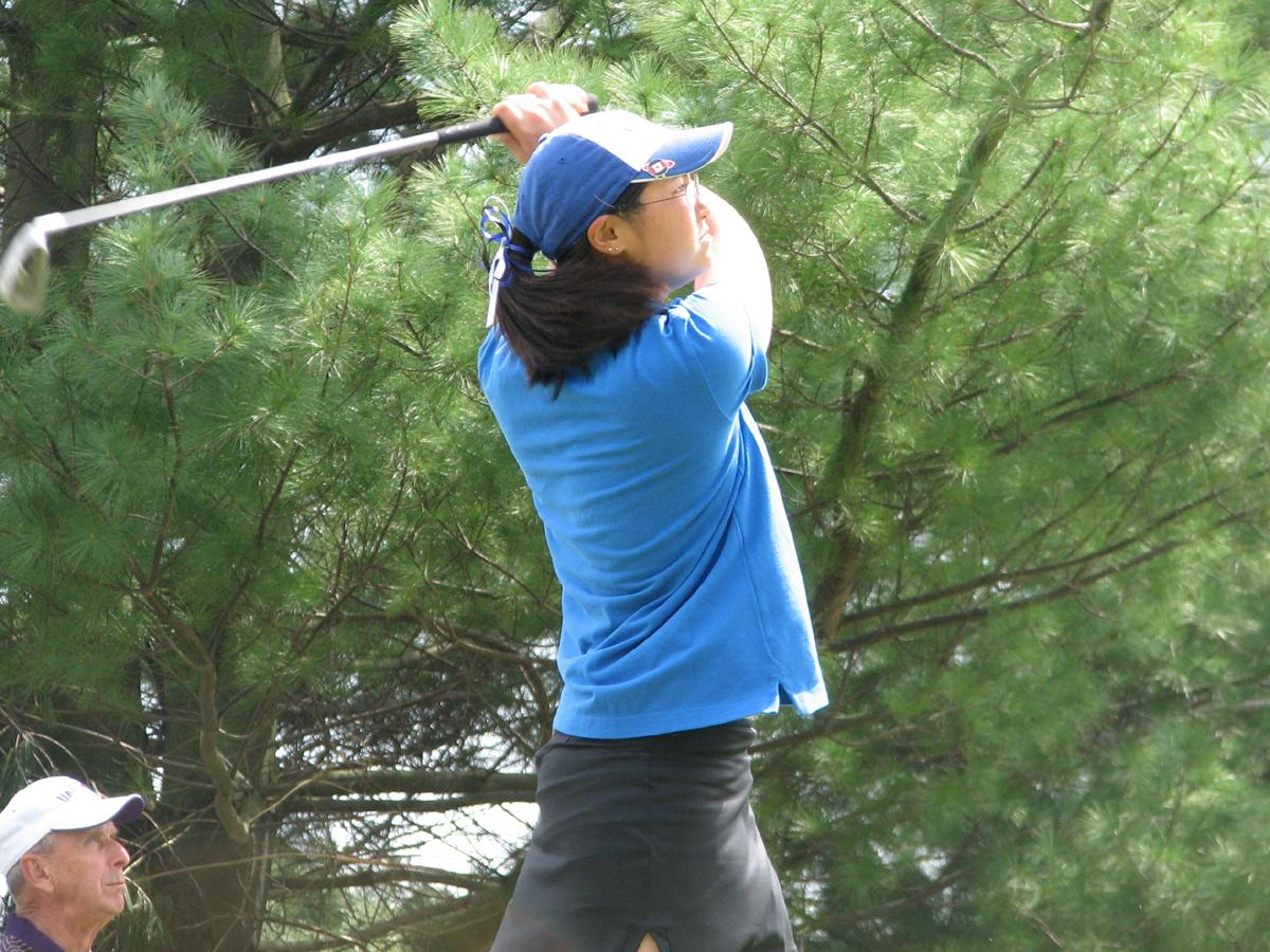 Women's Golf Finishes Play at Mount St. Mary's Spring Invitational, Kim Places 15th