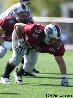MIT Football Falters in League-Opener at Curry
