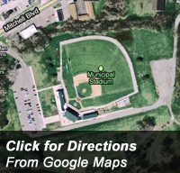 Click for Google Maps directions to the Carleton Davidson Stadium