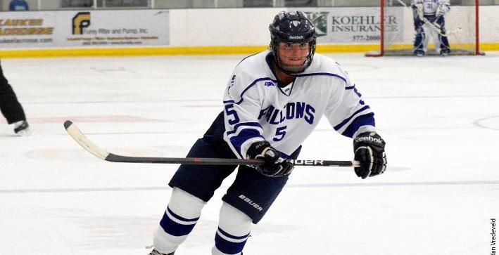Lake Forest pulls away from Women's Hockey in NCHA play