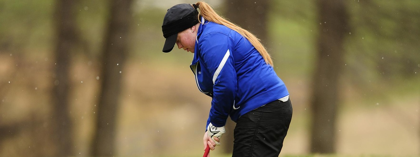 Pevey Paces Goucher Women's Golf After One Round At Eagle Invitational