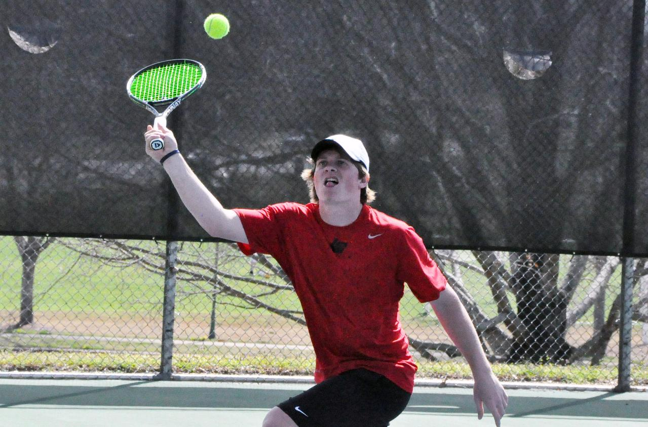 Men's Tennis: Panthers' season ends against Piedmont in USA South Tournament