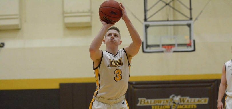 Men's Basketball Drops Consolation Game in BW Holiday Invitational
