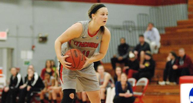 Methodist Charges Back to Down Lynchburg Women's Hoops, 64-61