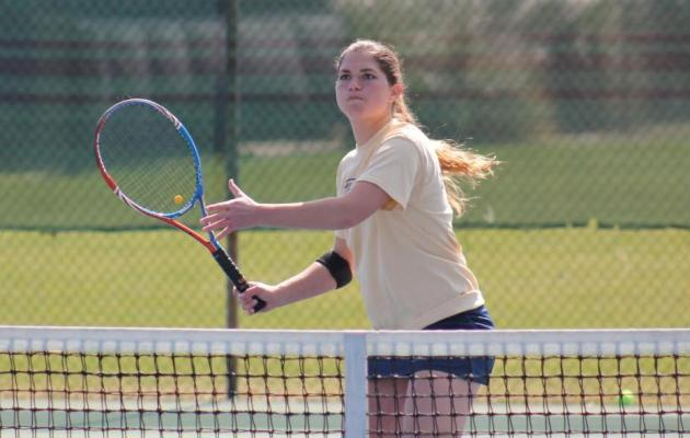 Limestone Defeats Coker in Women's Tennis 7-2