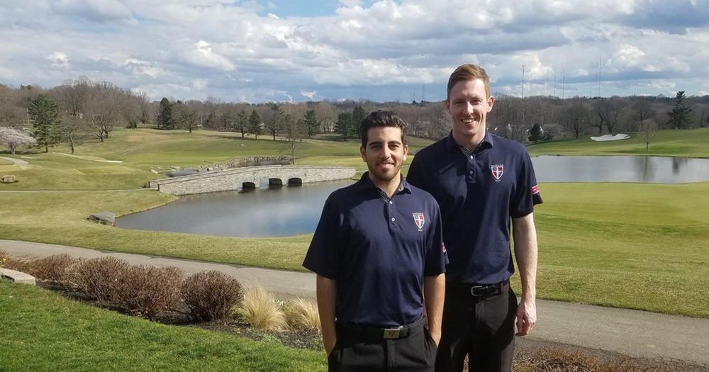 Two in a Row, 1-2 Finishes for Nyack Golf