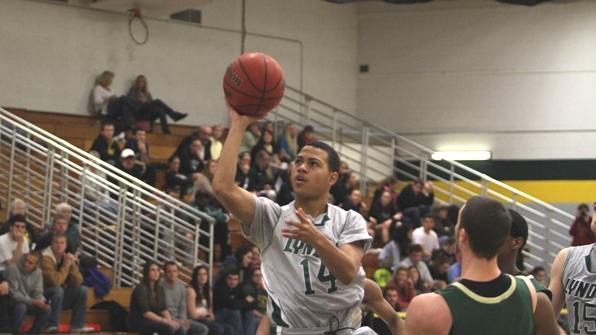 Husson men defeat Lyndon