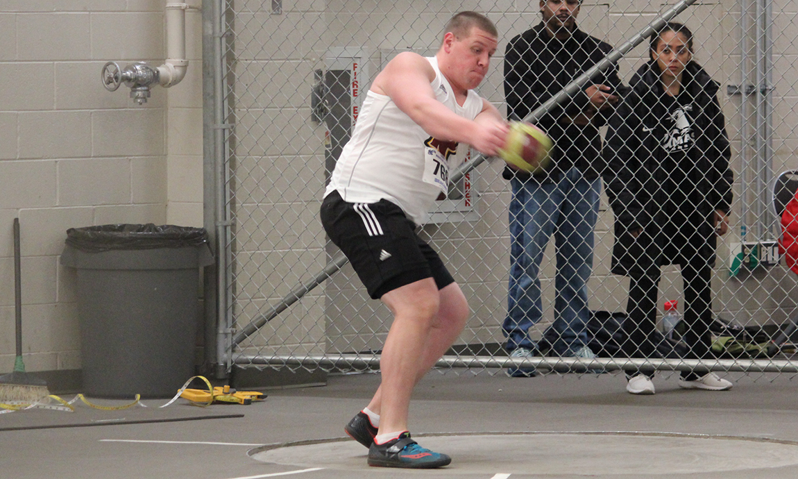 Men's Track & Field Finds Success as LaFlamme Qualifies for NE Championships