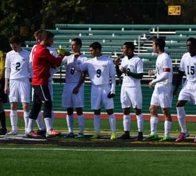 Live Stats and Video for Today's Men's Soccer Semi's