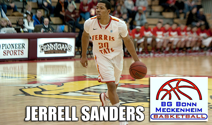 Former Bulldog Jerrell Sanders Inks Professional Contract With German Squad