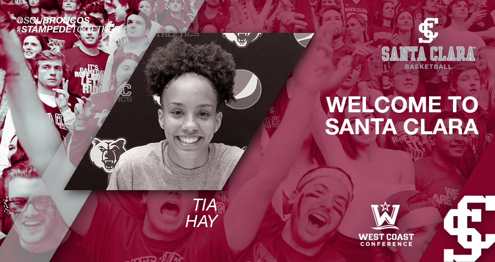 Women's Basketball Adds Tia Hay to Impressive List of 2018-19 Roster Additions