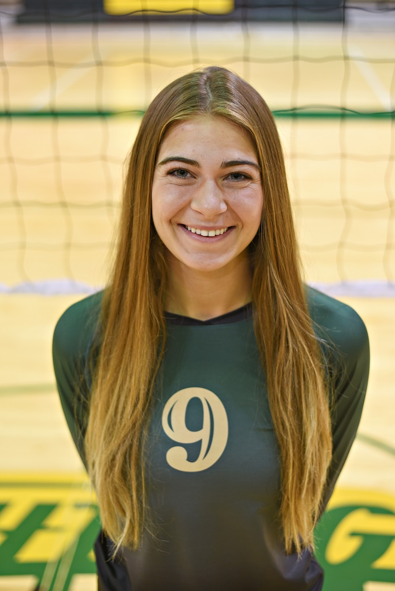 Volleyball Players of the Week: 10/9