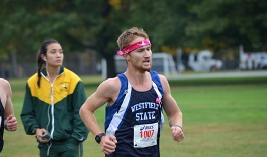 Men's Cross Country Weekly Report 10/5