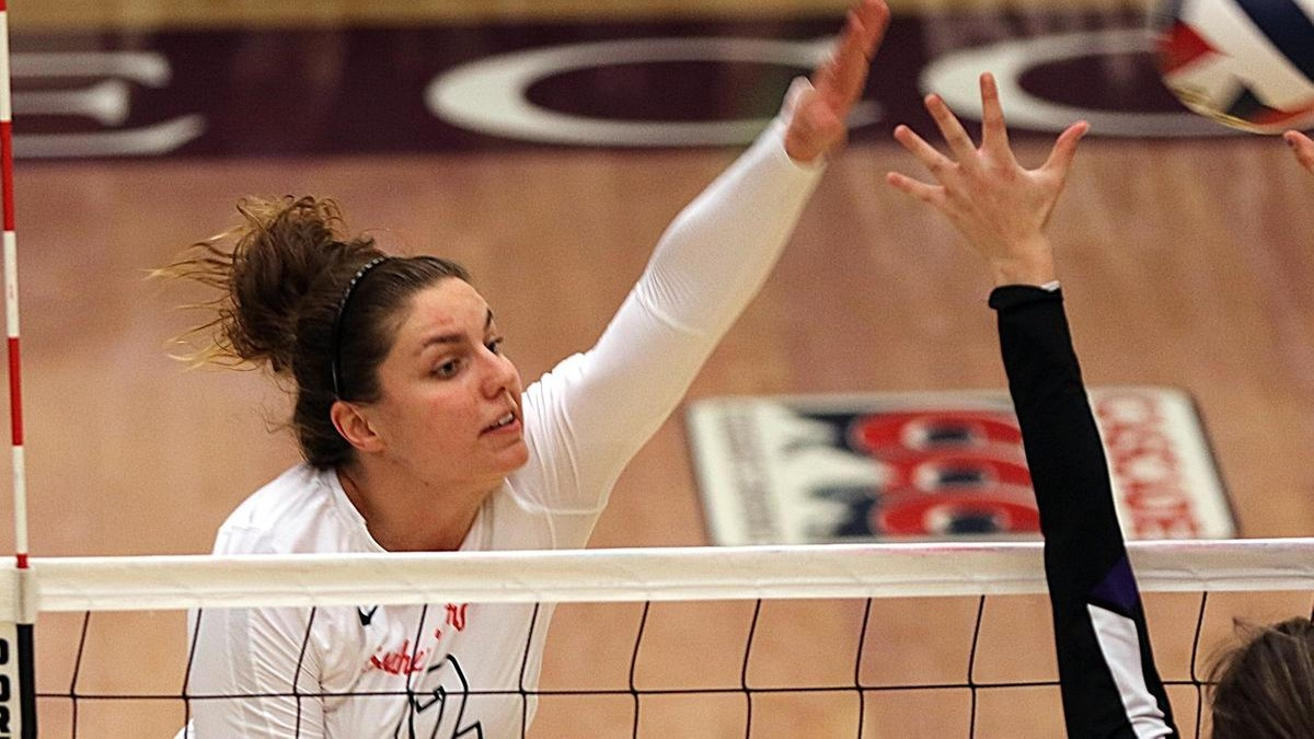 NAIA - Women's Volleyball - Player of the Week - Taylor Ristvedt - Southern Oregon
