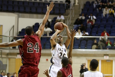 #15 USC Aiken pulls away from GSW