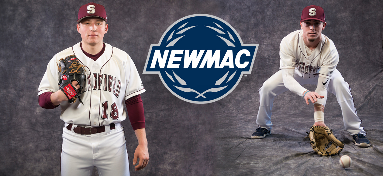 Russo and Johnson Earn Conference and Regional Baseball Weekly Honors; Johnson Collects NCBWA Honors