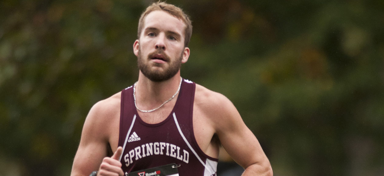 Men's Cross Country Finishes 19th at Purple Valley Classic