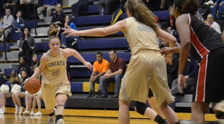 Slow Start Downs Eagles, Fall 72-59 to Catholic in Semis