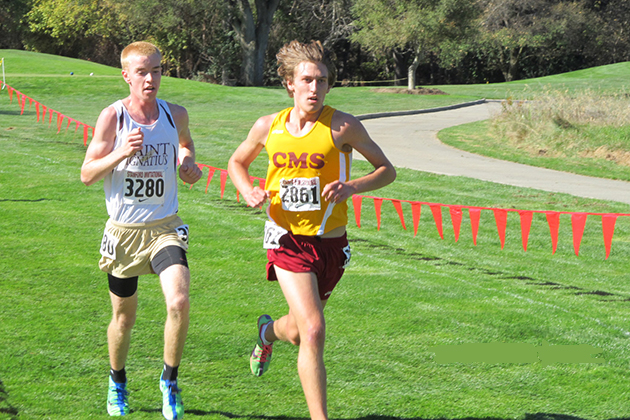 Both cross country teams finish fifth at Stanford Invitational