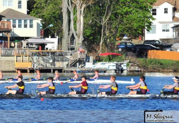 Bears V8 Takes Second in Petite Final at NE Championships