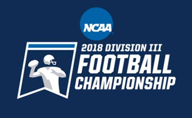 UPDATED:  Football to Host St. Norbert in NCAA Tournament First Round