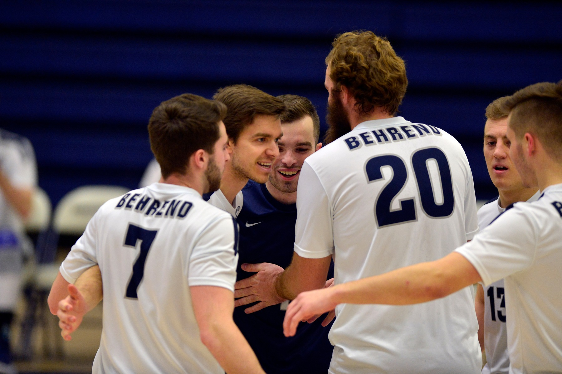 Men's Volleyball Heads to Cairn for Tri-Match