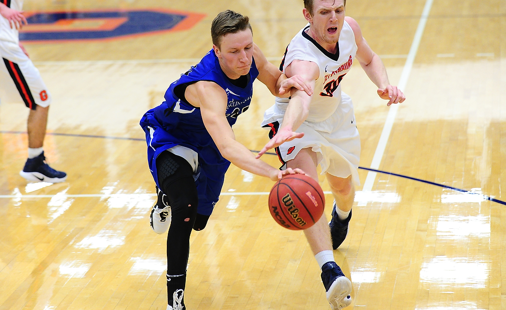 F&M Holds Off Late Dickinson Run