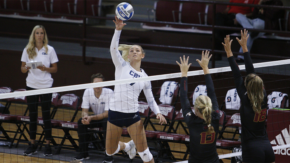 This Week in WAC Volleyball - Oct. 29