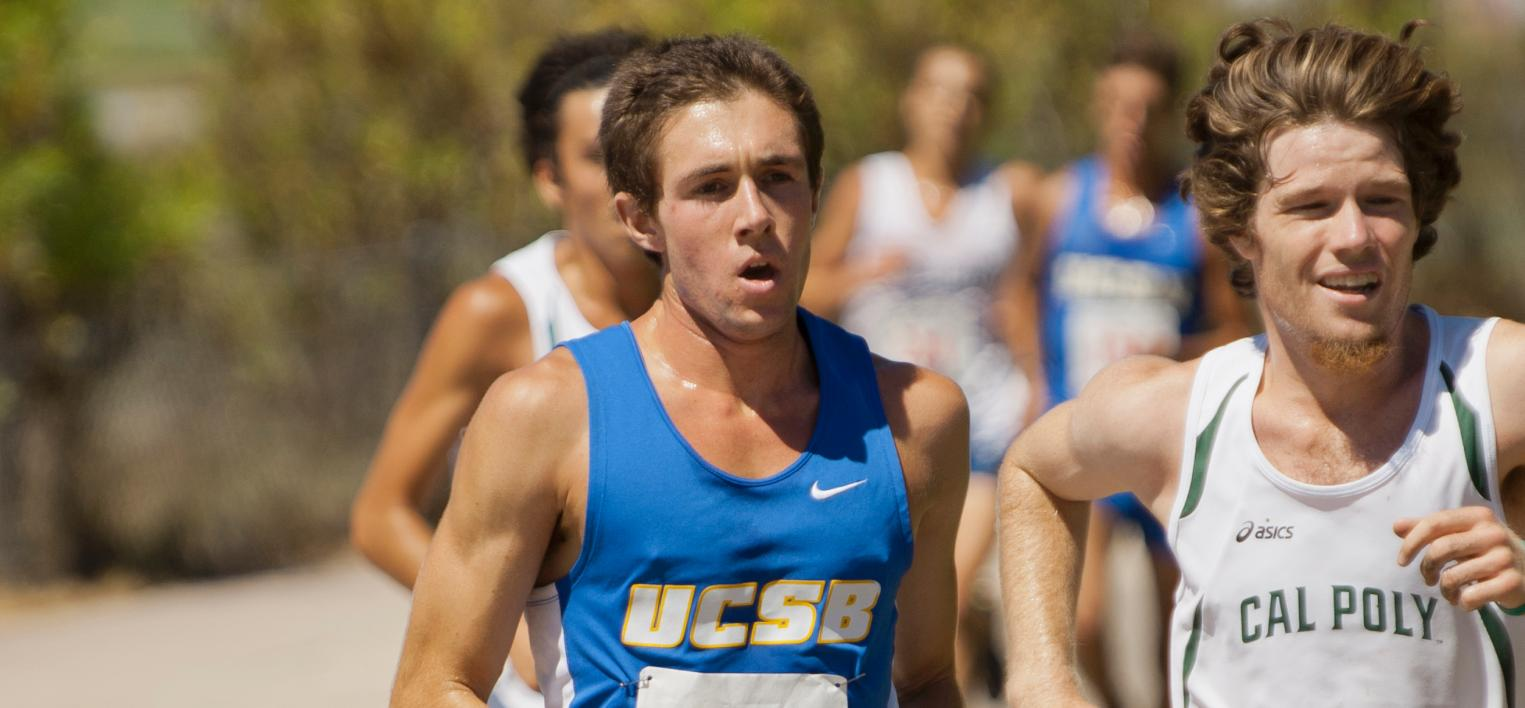 Gauchos Open 2013 Season With Cal Poly at Annual Lagoon Run