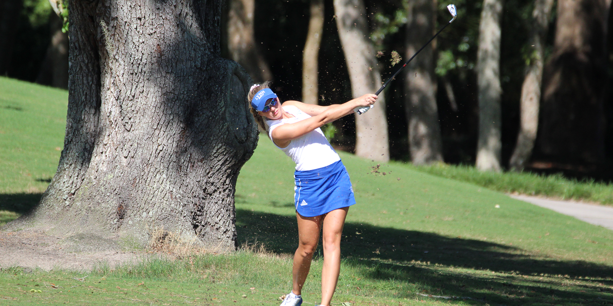 Women's Golf Tied-First Headed to Final Round of 2019 SSC Championships