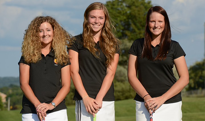 Ferris State Women's Golf Closes Season With Fourth-Place Finish At NCAA East Regional Championships