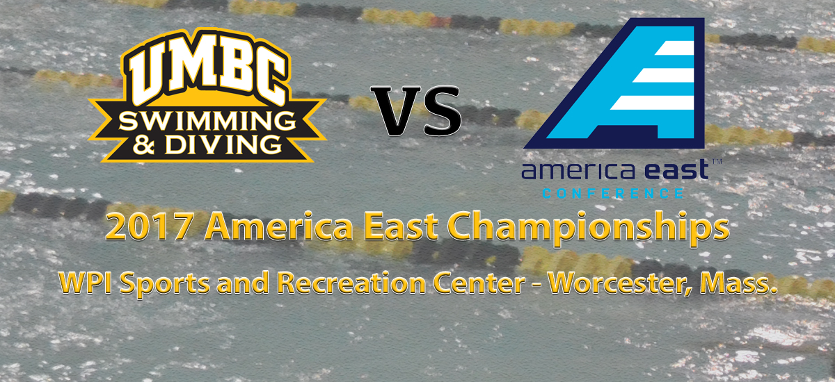 UMBC Swimming and Diving Heads to Worcester Looking to Win Their Third Straight America East Title