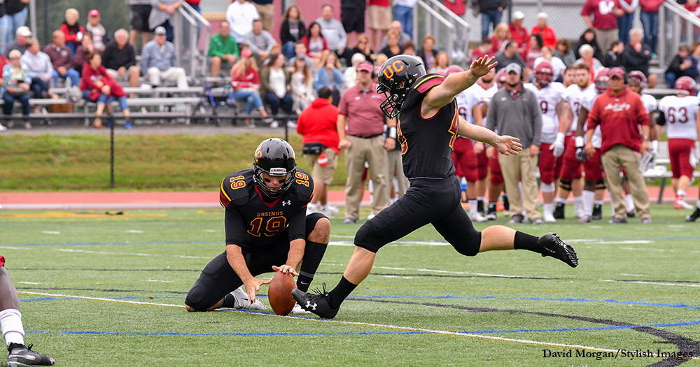 Cherneskie's Clutch Kick Caps Football's Big Comeback