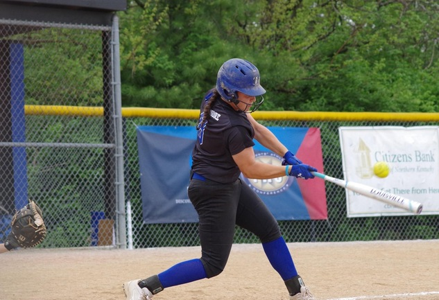 Softball Splits on Day 1 of PAC Tournament