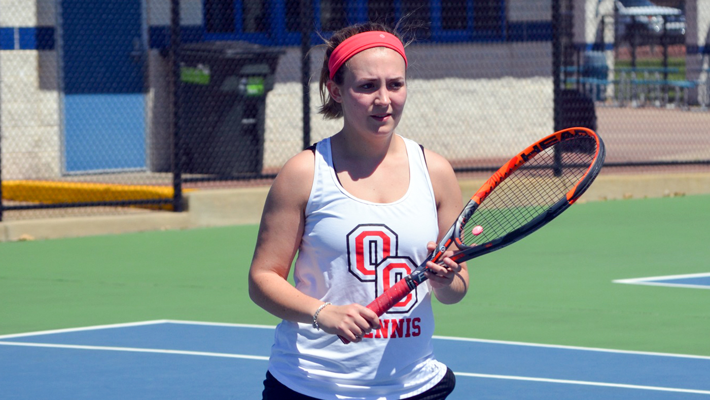 Women's tennis team opens MIAA play with 9-0 loss at Hope