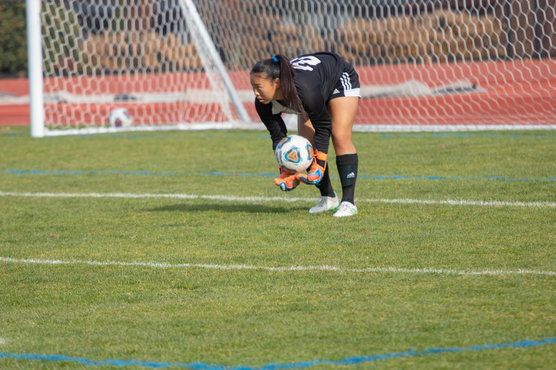 Tome totals eight saves in scoreless tie at Pacific Lutheran