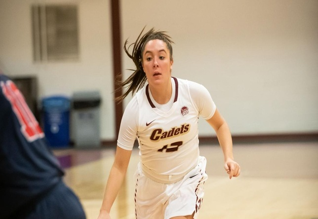 Women's Basketball: Emmanuel takes down Norwich, 73-43