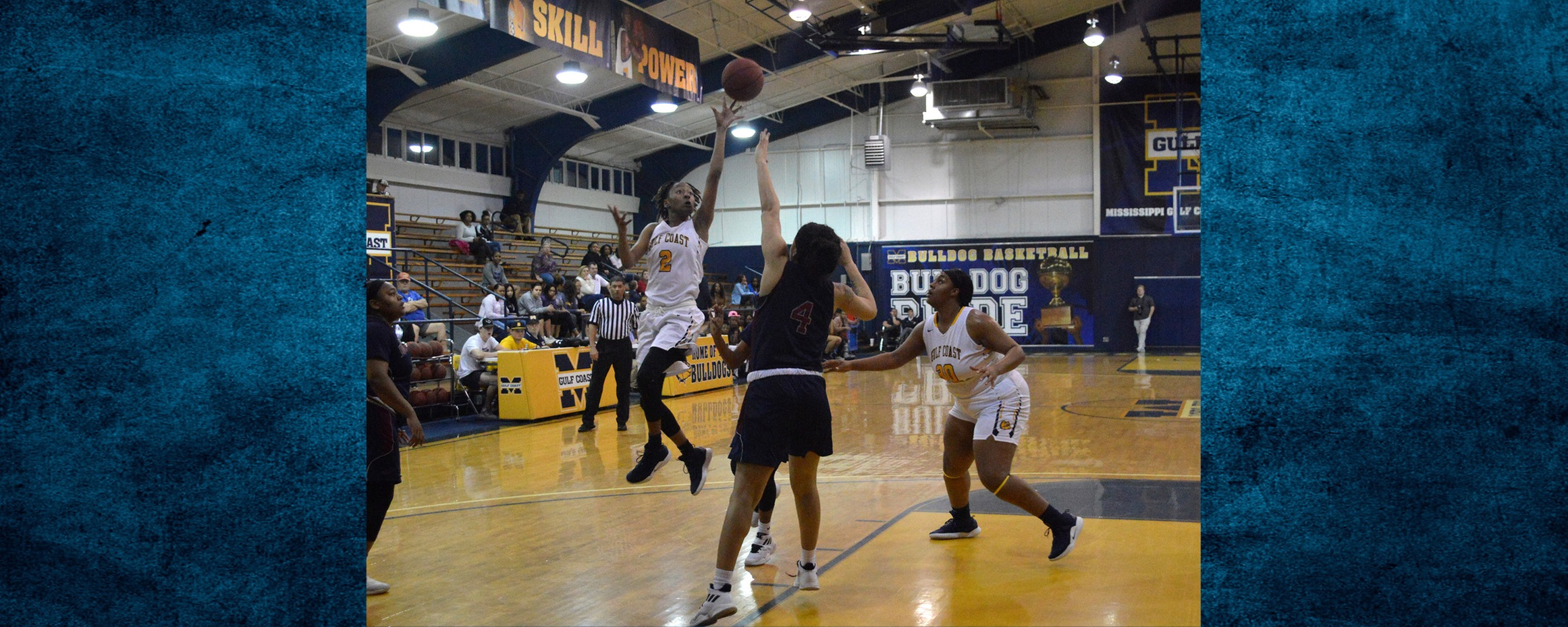 Gulf Coast clamps down on D for win