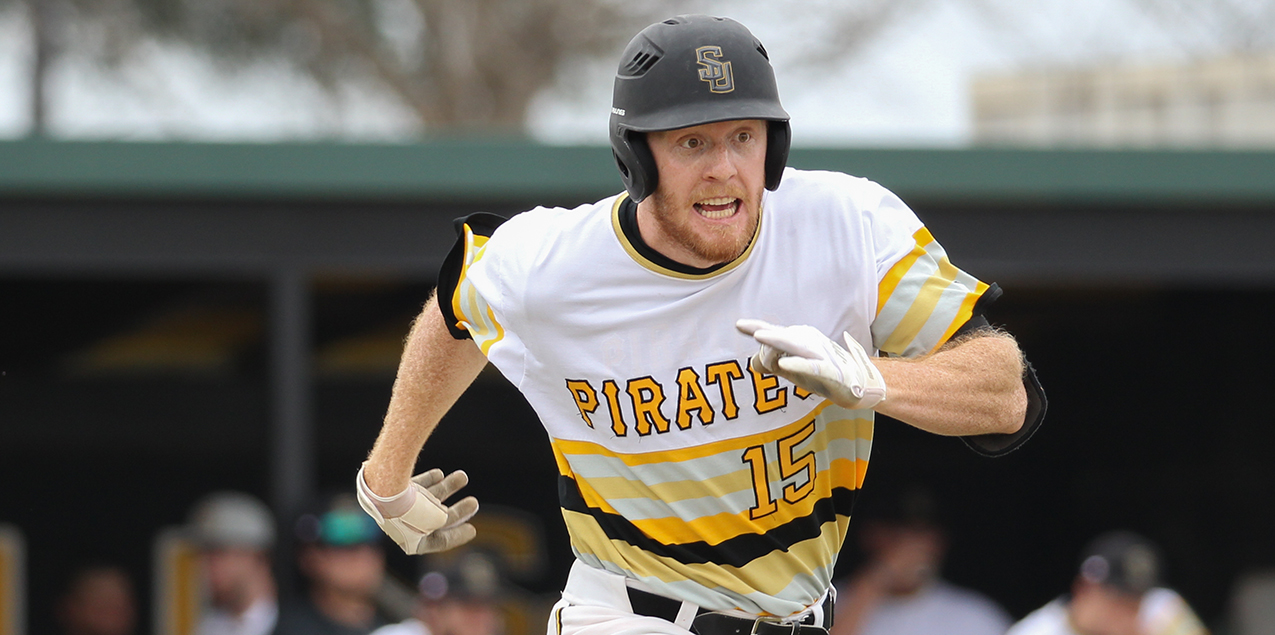 Will Cates, Southwestern University, Offensive Co-Player of the Week (Week 8)