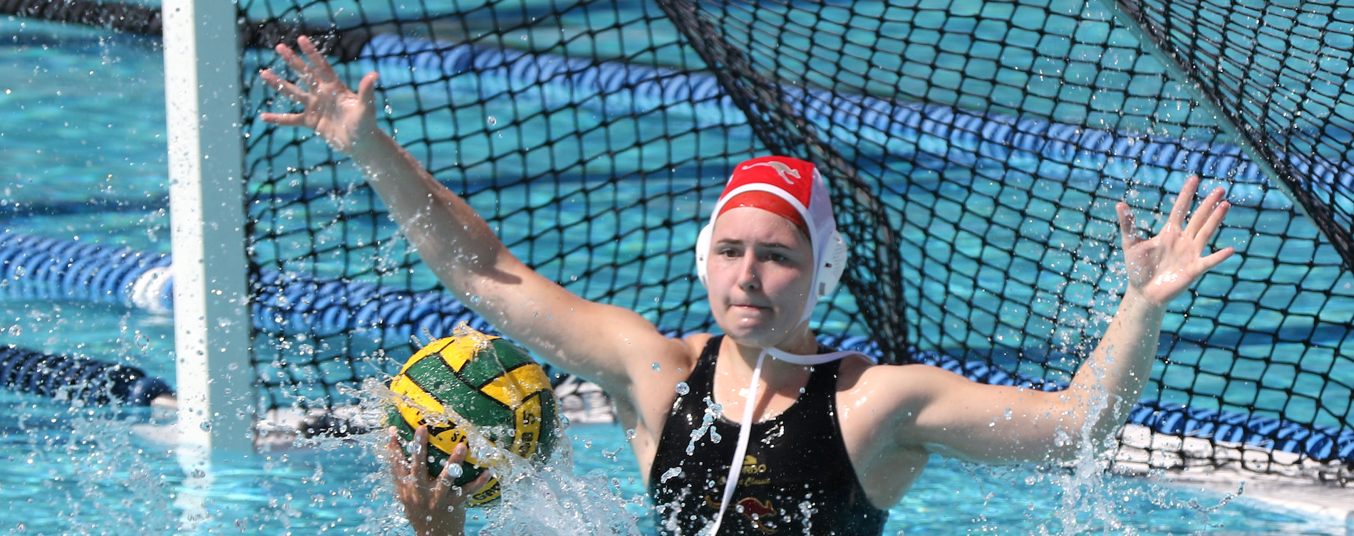 Women's Water Polo Notches First Win Over Ranked Opponent