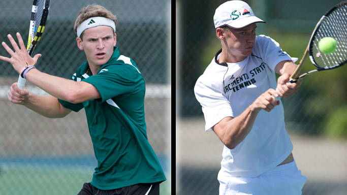 MEN'S TENNIS EARNS ITA ACADEMIC TEAM AND INDIVIDUAL ACCOLADES