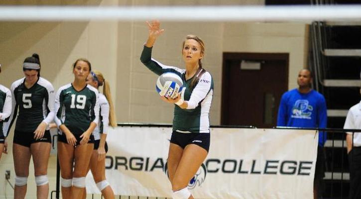 Bobcat Volleyball Loses at Montevallo