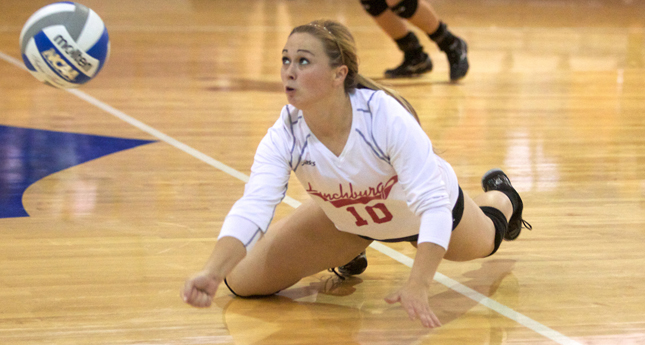 Hornet Volleyball Hits Rough Waters in Newport News