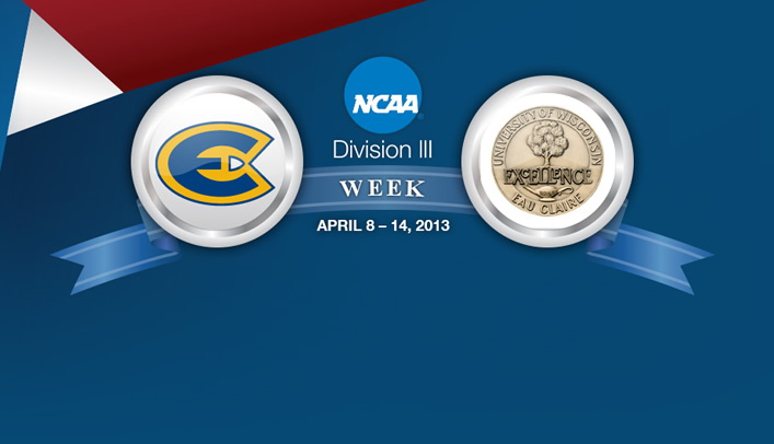 UW-Eau Claire Athletics Celebrates DIII Week