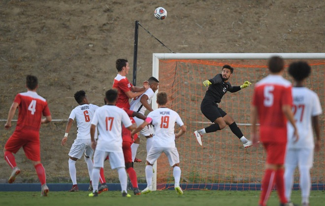 Fullerton Falls to Cornell 2-1 at Titan Stadium