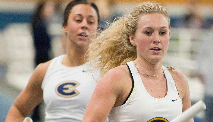 Women's Indoor Track & Field Takes Third at UW-Platteville