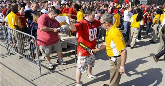 FANS TO SEE INCREASED SECURITY AT MEMORIAL STADIUM